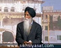 S. Ajmer Singh (Talkshow on UK involvement in June 1984)