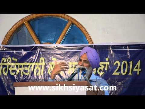 S. Ajmer Singh (on Indian Elections)