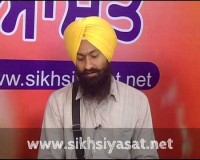 Bhai Mandhir Singh (Talkshow with Sikh youth on 30 years of June 1984)