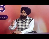 Discussing Contemporary situation of Punjabi Language – Talk Show with Dr. Sewak Singh