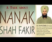 On Movies on Sikh Gurus – Nanak Shah Fakir & Chaar Sahibzaade controversy [Talk with Dr Sewak Singh]