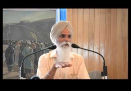 S. Ajmer Singh on His New Book – Ideological Encirclement of Sikhs after Massacre of 1984 [FULL  VIDEO]