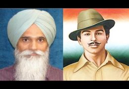 Shaheed Bhagat Singh – Ideology and Identity: Talk with S. Ajmer Singh