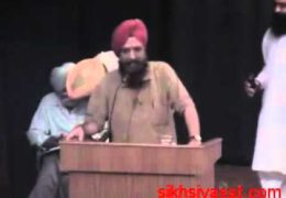 Jaspal Singh Sidhu On Sant Bhindranwale and Indian Media