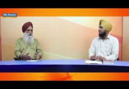 Special Interview with Journalist Jaspal Singh Sidhu about book on Journalism of June 1984