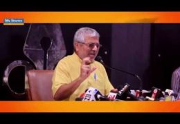 Dr. Dharamvir Gandhi launches new political front in Punjab : Press Conference Video