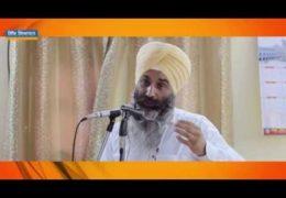 Sikh Shaheeds and Sikh Youth: Speech of Jaspal Singh Manjhpur at Punjabi University