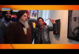 Panj Rang Art Exhibition Organised At Art Gallery Punjabi University (Patiala)