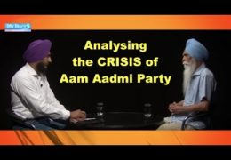 Analysis of Aam Aadmi Party's Crisis: An Unconventional Viewpoint by S. Ajmer Singh