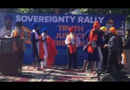 June 1984 Ghallughara Remembrance March and Sikh Sovereignty Rally San Francisco (11 June 2017)